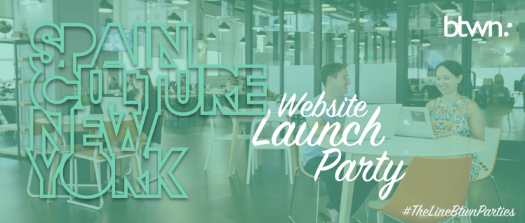 Webpage Launch Party